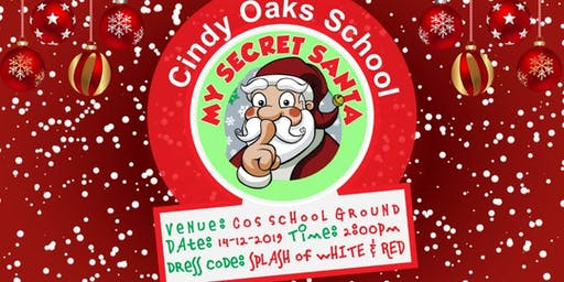 "C.O.S Christmas Concert tagged ""My Secret Santa"""