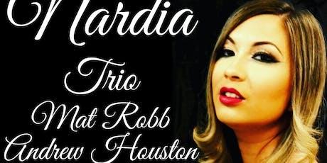 Pistolville Jazz presents Nardia Trio tickets