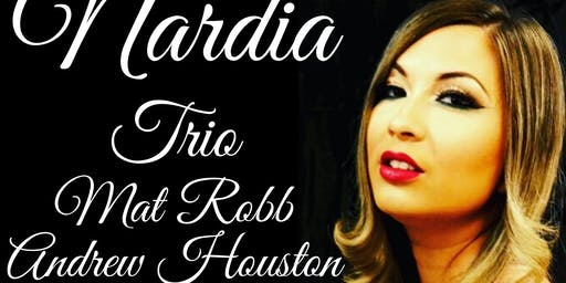 Pistolville Jazz presents Nardia Trio