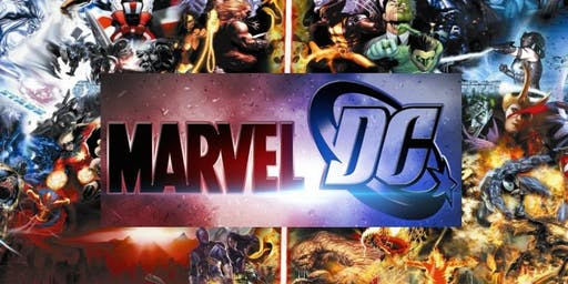 Marvel DC Christmas