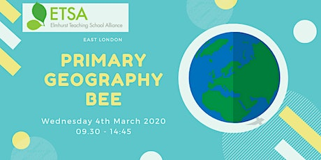 Geography Bee tickets