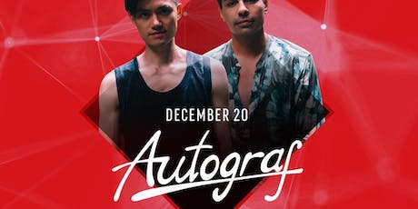 Autograf at Temple Discounted Guestlist - 12/20/2019 tickets