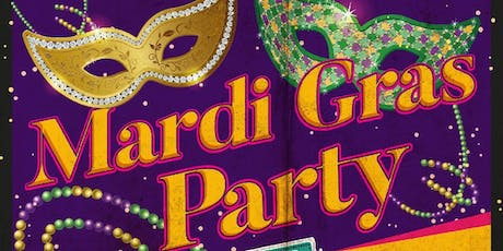 Back to New Orleans: Mardi Gras Party! tickets