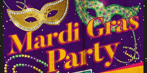 Back to New Orleans: Mardi Gras Party!