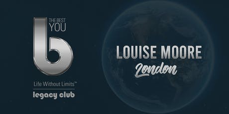 The Best You Legacy Club London tickets