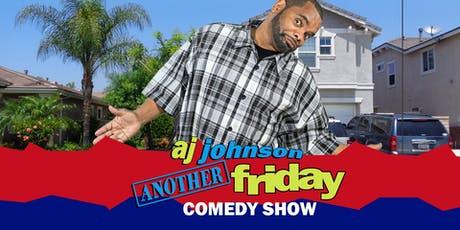 AJ Johnson Comedy Show tickets