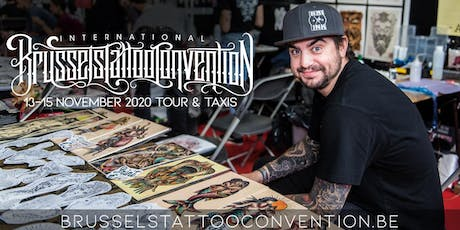 The International Brussels Tattoo Convention 2020 tickets