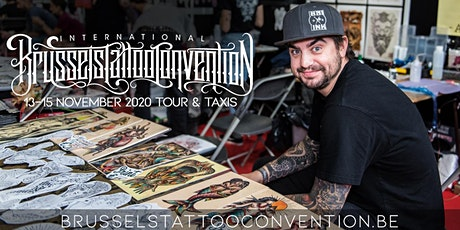 The International Brussels Tattoo Convention 2020 billets