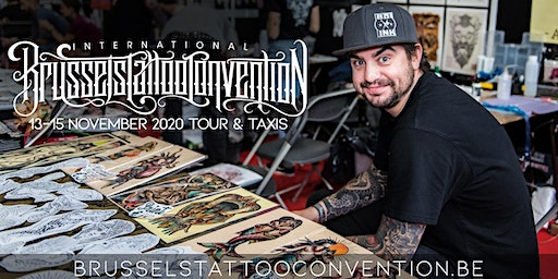 The International Brussels Tattoo Convention 2020