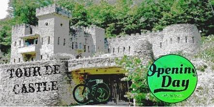 Tour de Castle - Opening Day for Trails - Lebanon, Ohio