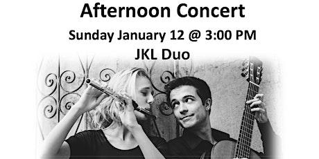 JKL Duo tickets