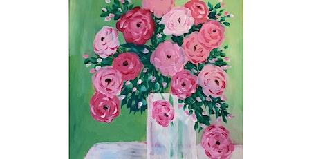 Pink Flowers - Market Hotel tickets