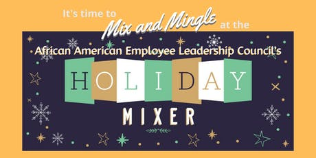 AAELC 2019 Holiday Mixer tickets