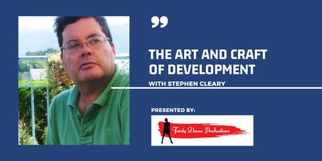 The Art and Craft of Development with Stephen Cleary tickets
