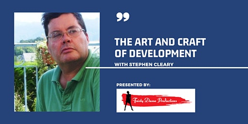 The Art and Craft of Development with Stephen Cleary