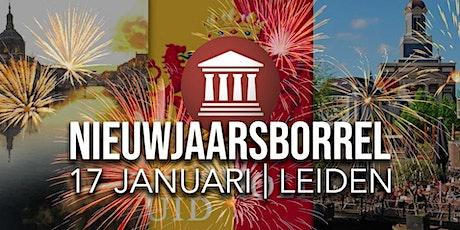 Nieuwjaarsborrel FVD Zuid-Holland tickets
