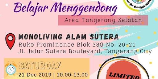 Meet Up Belajar Menggendong Area Tangsel V.01