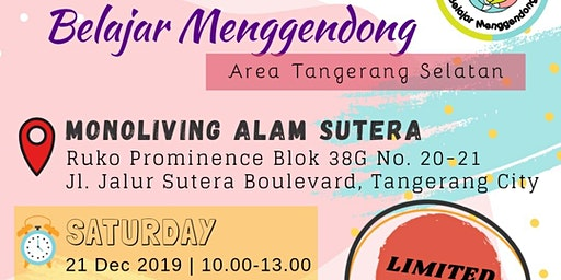 Meet Up Belajar Menggendong Area Tangsel V.01