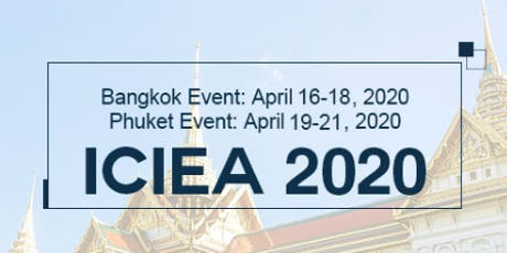 IEEE 7th International Conference on Industrial Engineering and Applications (ICIEA 2020) tickets