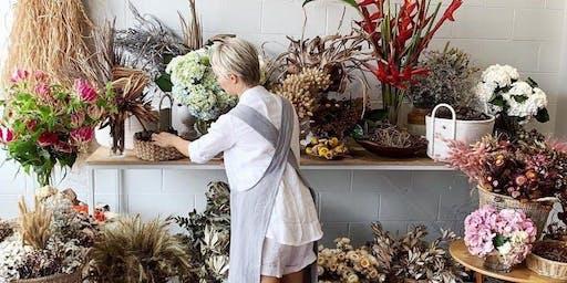 Dried Botanical Creative Workshop