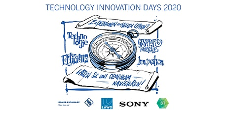 TECHNOLOGY INNOVATION DAYS 2020 @ 3IT Berlin / 18. - 19. Februar 2020 Tickets