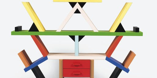 Lecture performance - Ettore Sottsass