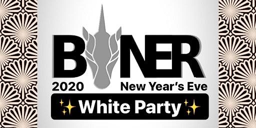 BONER: White Party NYE 2020