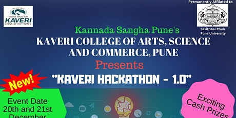 Kaveri Hackathon - 1.0 tickets