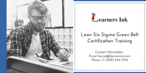 Lean Six Sigma Green Belt Certification Training Course (LSSGB) in San Angelo