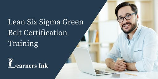 Lean Six Sigma Green Belt Certification Training Course (LSSGB) in Provo