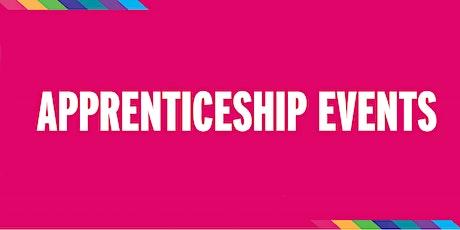 SERC Newtownards- Employer's Breakfast (NI Apprenticeship Week 2020) tickets