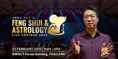 Joey Yaps Feng Shui & Astrology 2020 (Bangkok)