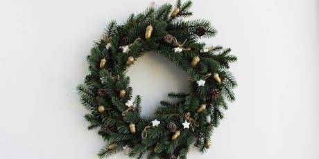 Festive Workshop - Christmas Wreath Making tickets
