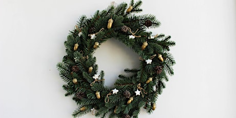 Festive Workshop - Christmas Wreath Making tickets