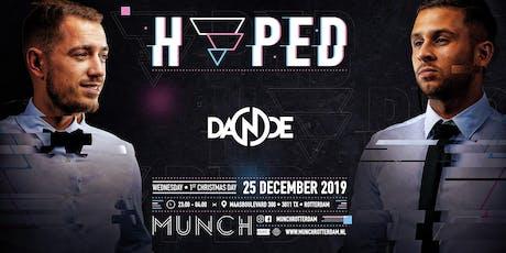 HYPED w/ DANDE. tickets