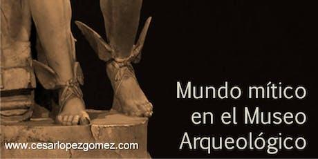 Visita Guiada Museo Arqueológico de Sevilla tickets