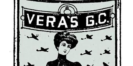"Vera's Gin Club - ""Gin & Jamas 2019"" tickets"