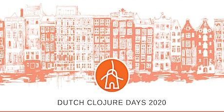Dutch Clojure Day 2020 tickets
