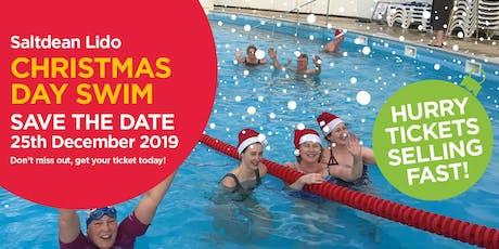 Christmas Day Swim at Saltdean Lido! 2019 tickets