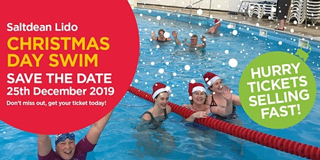 Christmas Day Swim at Saltdean Lido! 2019 tickets