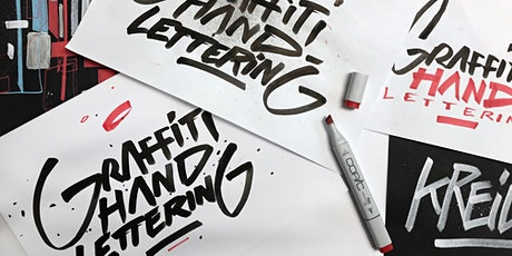 Graffiti-Handlettering | Workshop Tickets