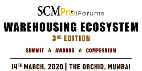 3rd Warehousing Ecosystem Summit tickets