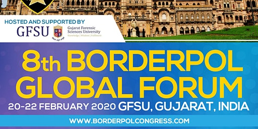 BORDERPOL Global Congress India 2020 (Public Sector Registration)