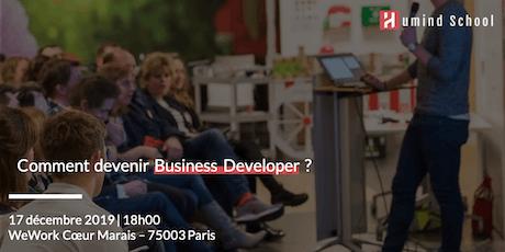 Comment devenir Business Developer ? billets