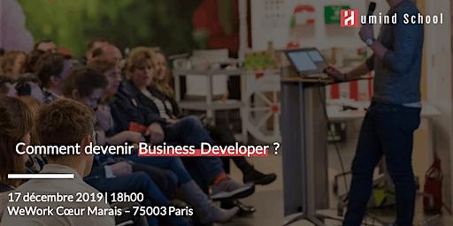 Comment devenir Business Developer ?