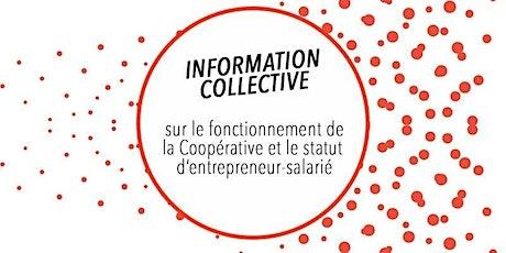 CAE CLARA - Réunion d'information collective du 6 janvier billets