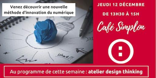 Simplon atelier design thinking