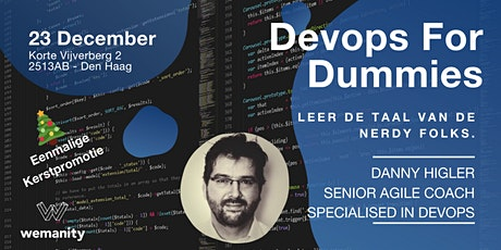 DevOps for Dummies - Workshop tickets