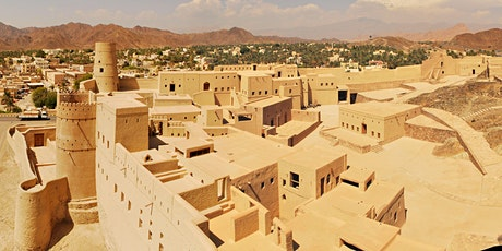 Between the sand and the sea: Oman's architectural heritage tickets