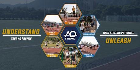 Sports Performance Training & AQ Profiling Workshop 運動表現訓練及評估工作坊 ( 兩日共3小時) tickets
